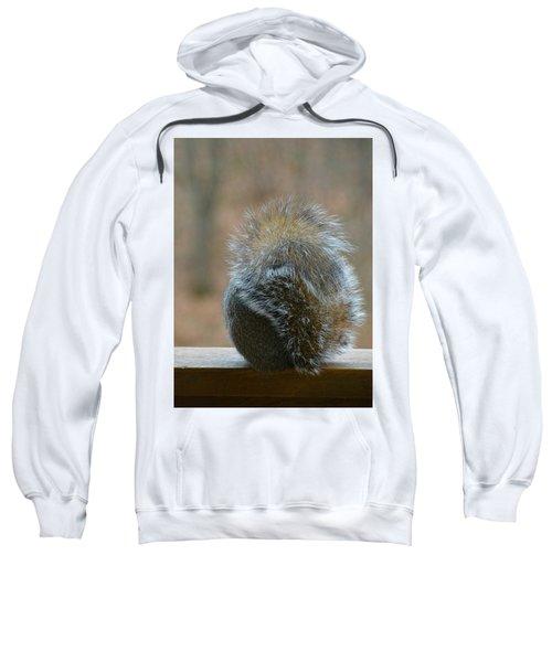 Fur Ball Sweatshirt