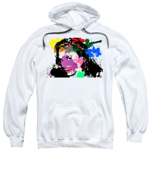 Gal Gadot Pop Art Sweatshirt