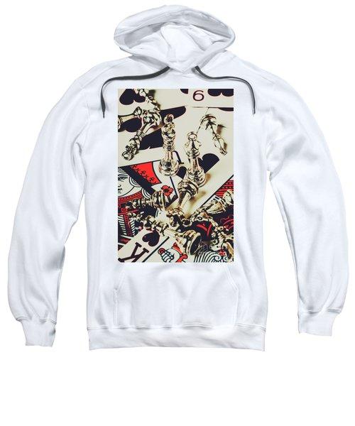 Game Of Still Life Sweatshirt