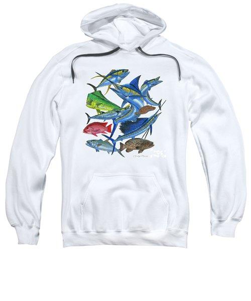 Gamefish Collage Sweatshirt