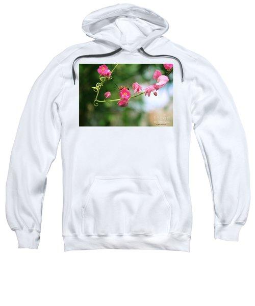 Garden Bug Sweatshirt
