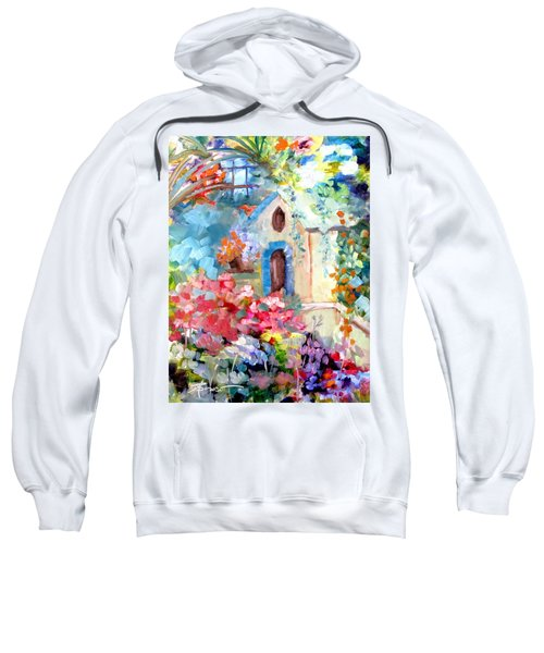 Garden Door  Sweatshirt