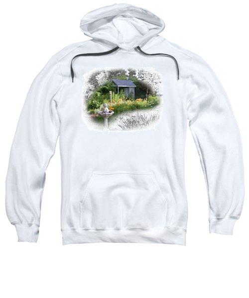 Garden House Sweatshirt