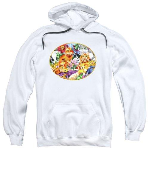 Garden Party Sweatshirt