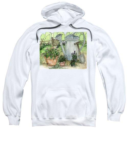 Garden Tools Sweatshirt