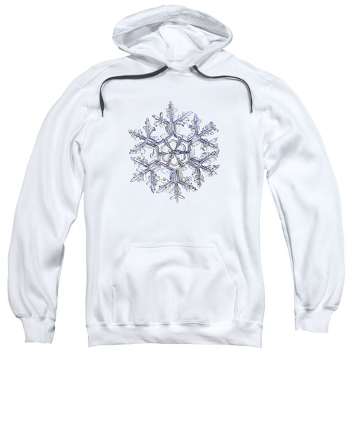 Gardener's Dream, White Version Sweatshirt