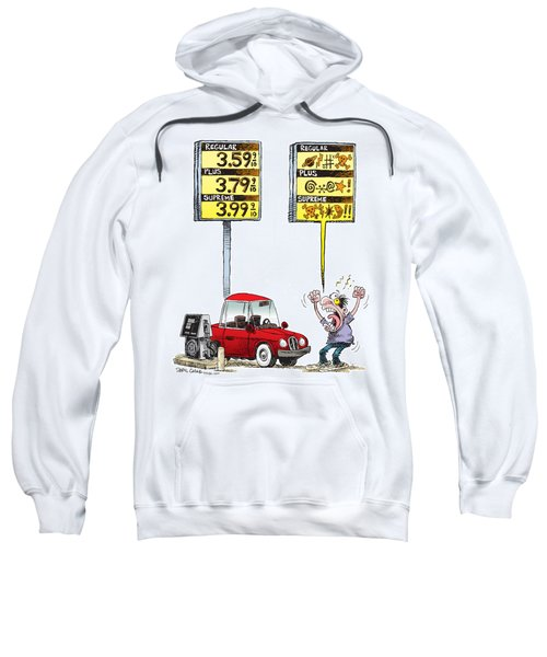 Gas Price Curse Sweatshirt