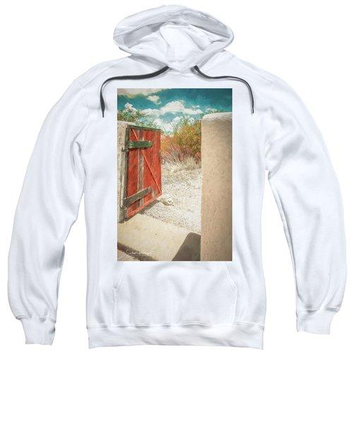 Gate To Oracle Sweatshirt
