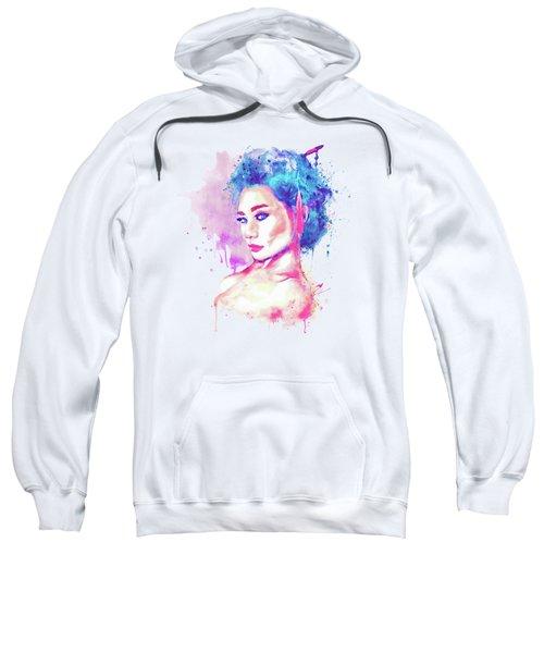 Geisha Girl Sweatshirt