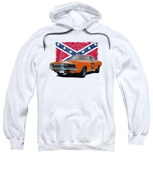 General Lee Rebel Sweatshirt