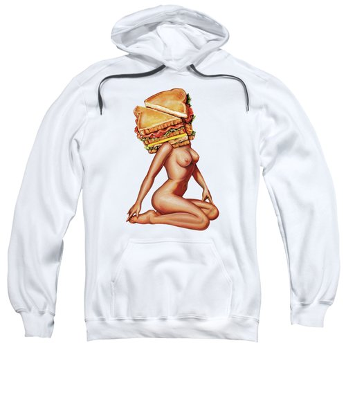 Gentlemen's Club Sweatshirt by Kelly Gilleran