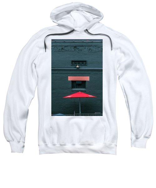 Geometric Illusion Sweatshirt