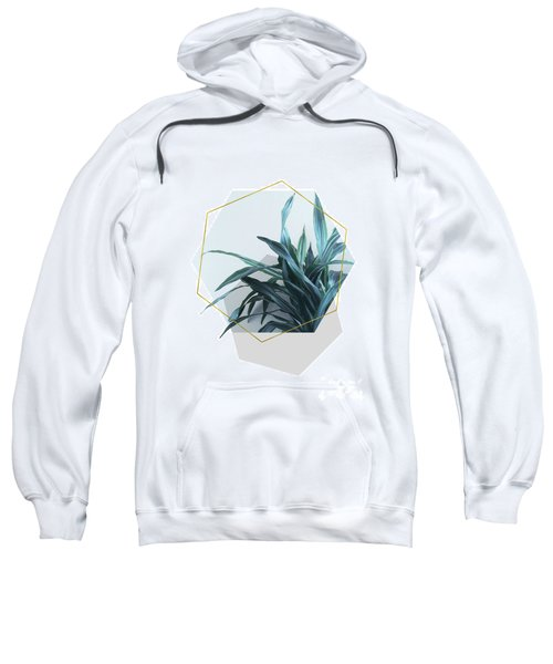 Geometric Jungle Sweatshirt