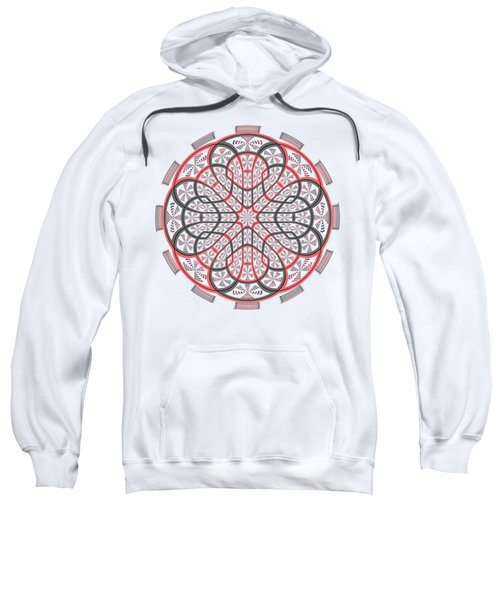 Geometric Mandala Sweatshirt