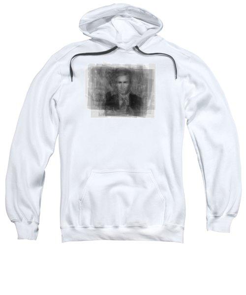 George W. Bush Sweatshirt by Steve Socha