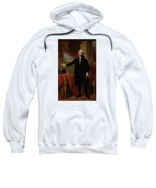 George Washington Lansdowne Portrait Sweatshirt