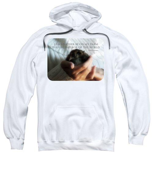 George's Farm Sweatshirt