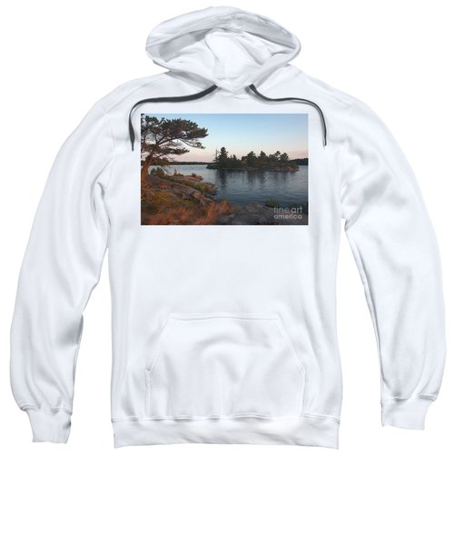 Georgian Bay Sunrise-4299 Sweatshirt