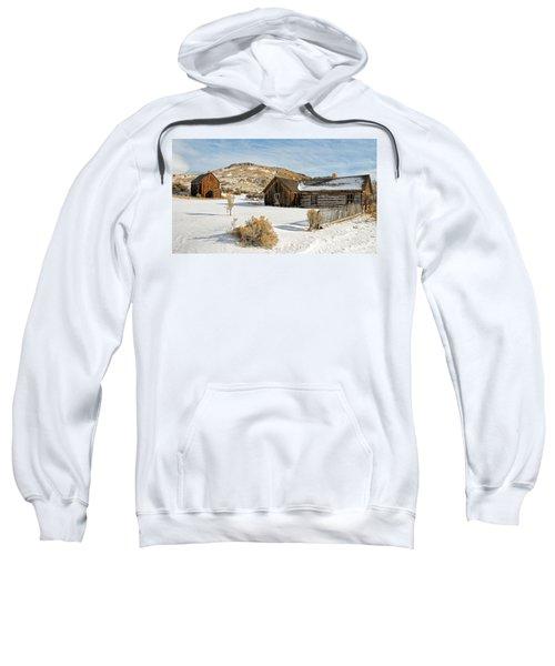 Ghost Town Winter Sweatshirt