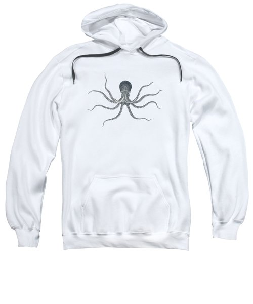 Giant Squid - Nautical Design Sweatshirt