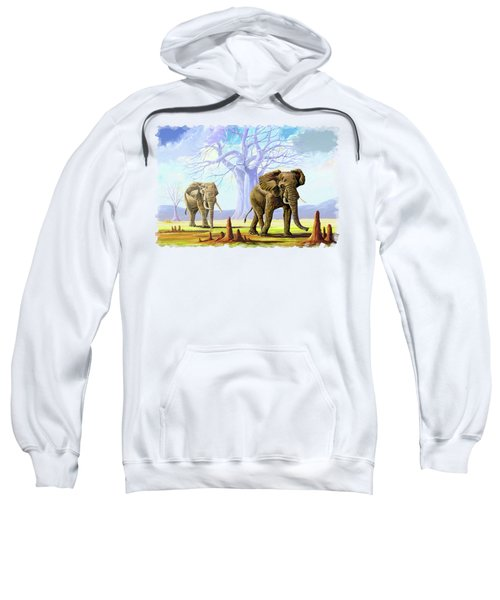 Giants And Little People Sweatshirt