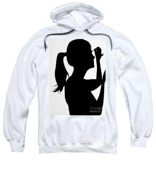 Girl_01 Sweatshirt