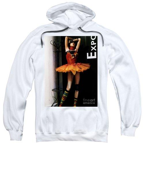 Girl_07 Sweatshirt