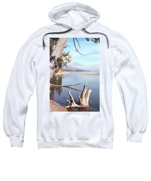 Glacier National Park 3 Sweatshirt