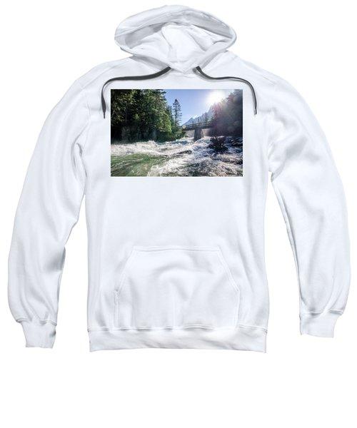 Glacier National Park Beauty Sweatshirt