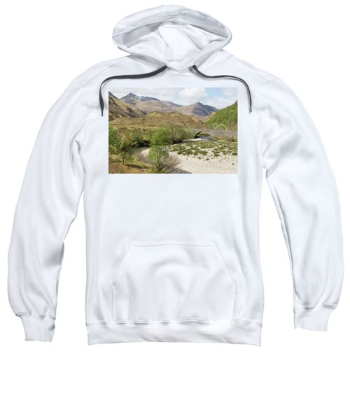 Glen Shiel - Scotland Sweatshirt