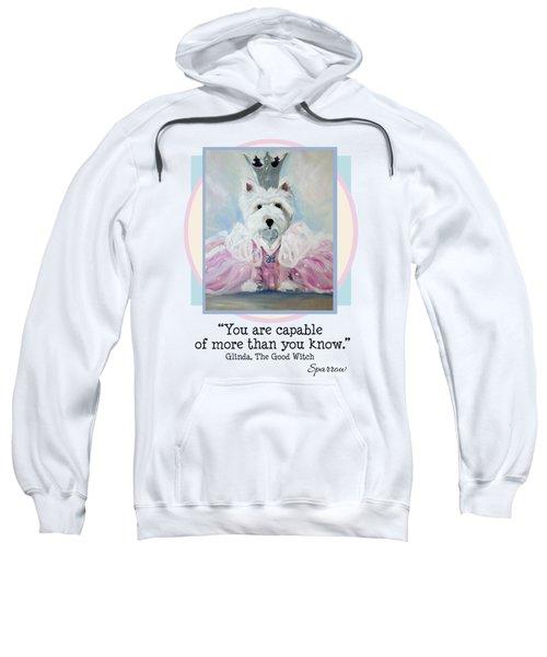 Glinda Says Sweatshirt