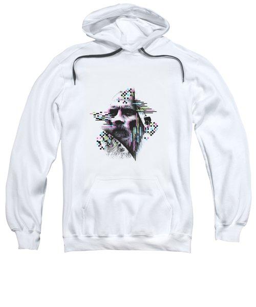 Glitch Man Sweatshirt
