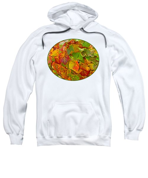Glorious Autumn Leaves Sweatshirt