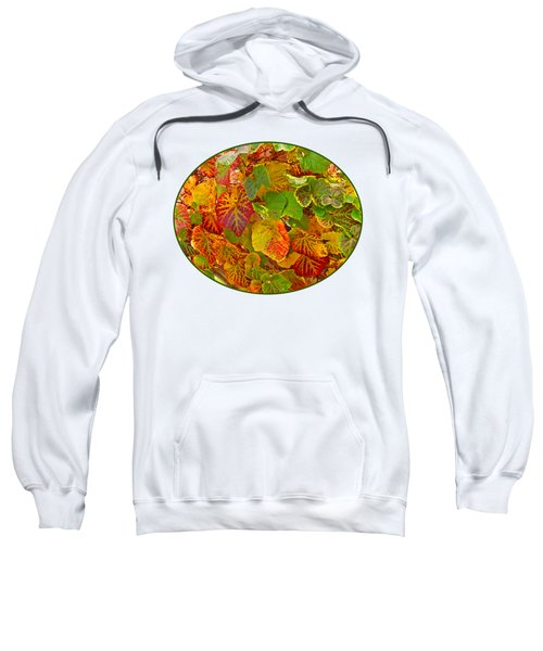 Glorious Autumn Leaves Sweatshirt