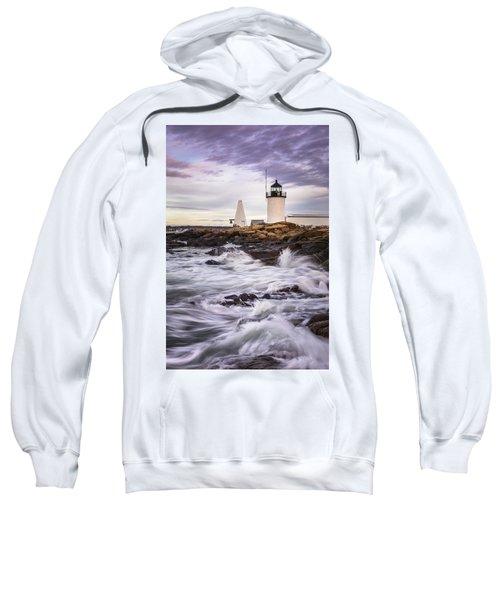 Goat Island Lighhouse Sweatshirt