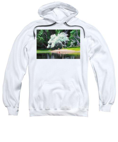 God Loves People Sweatshirt