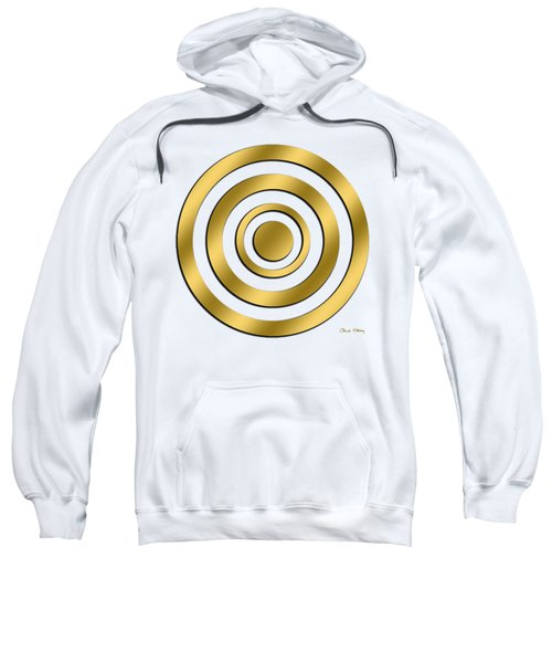 Gold Circles Sweatshirt