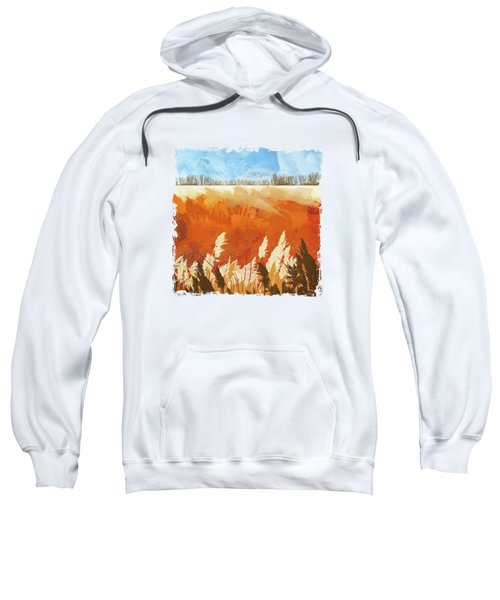 Golden Afternoon Sweatshirt