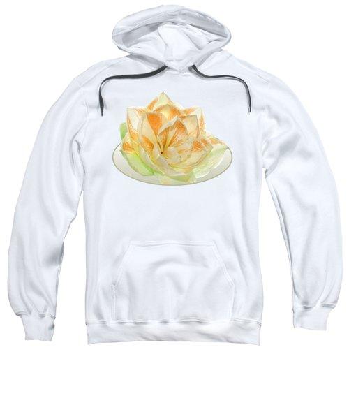 Golden Amaryllis Sweatshirt
