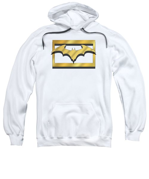 Golden Bat Sweatshirt
