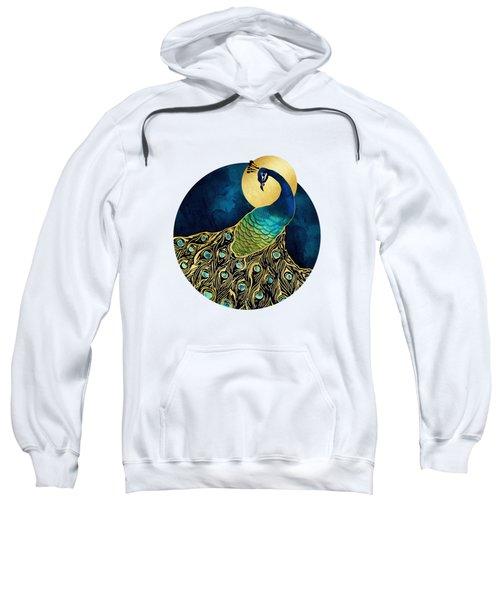 Golden Peacock Sweatshirt