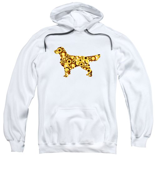Golden Retriever - Animal Art Sweatshirt