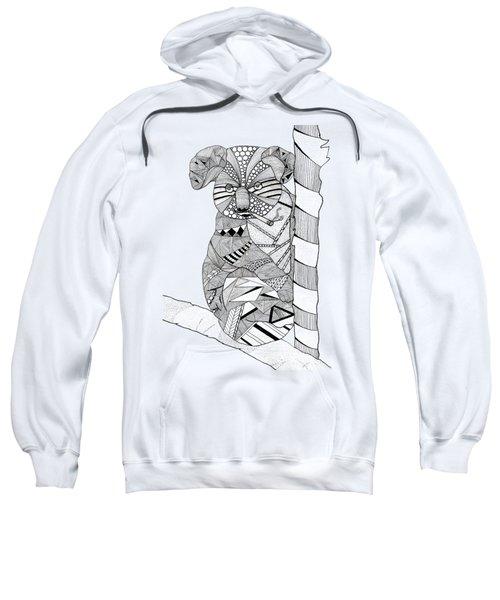 Goo Sweatshirt by Serkes Panda