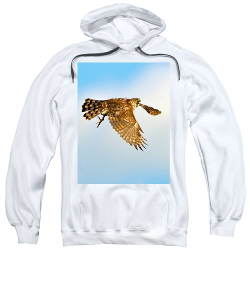 Good Hawk Hunting Sweatshirt