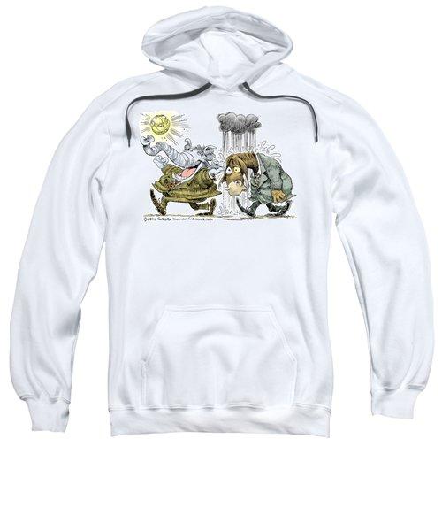 Gop Glee And Dem Doom Sweatshirt