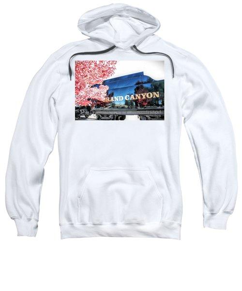 Grand Canyon Railroad Sweatshirt