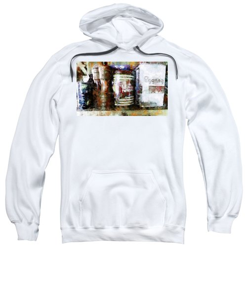 Grandma's Kitchen Tins Sweatshirt