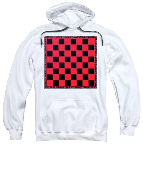 Grandpa's Checkerboard Sweatshirt