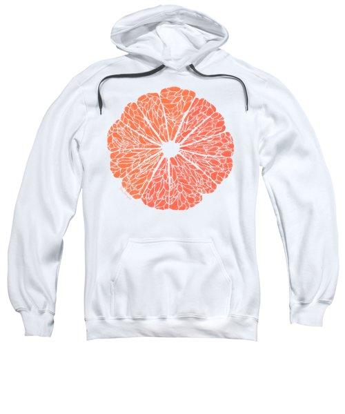 Grapefruit To Suit Sweatshirt