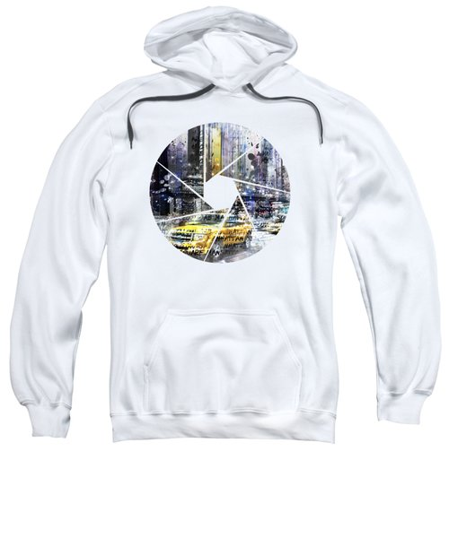 Graphic Art New York City Sweatshirt